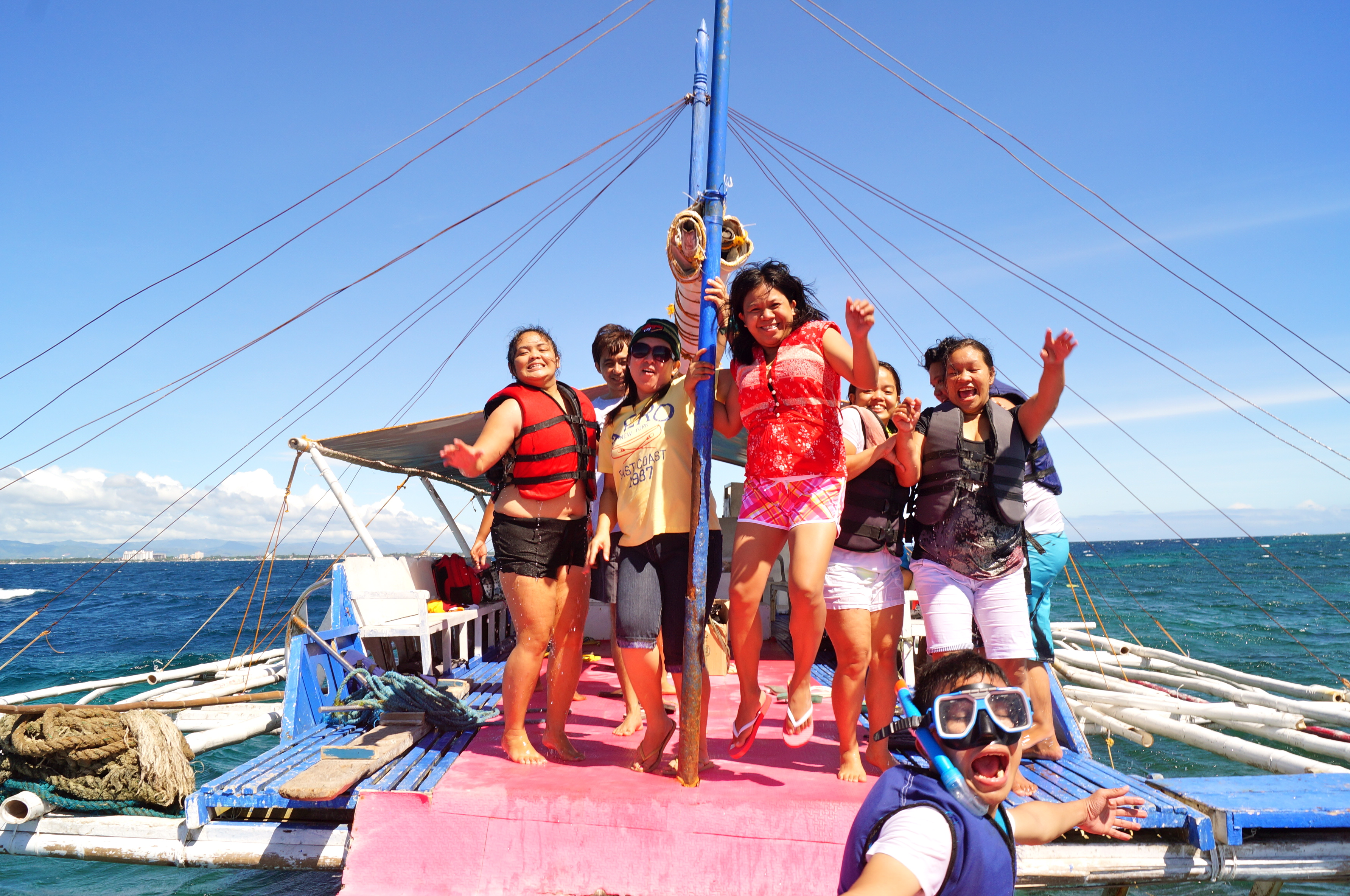 summer suggestions island hopping cebu live