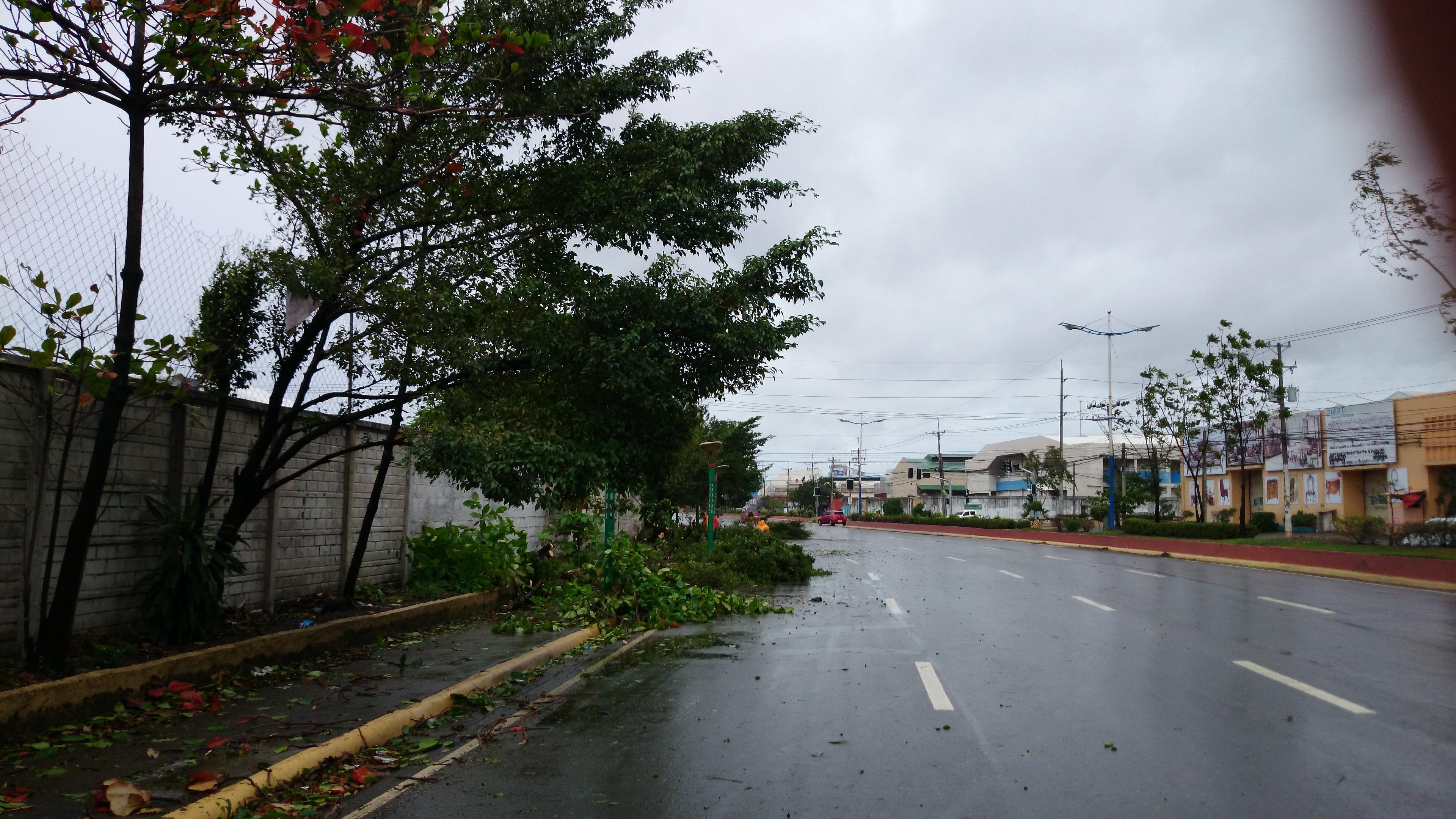 Super Typhoon Yolanda : Cebu City post typhoon