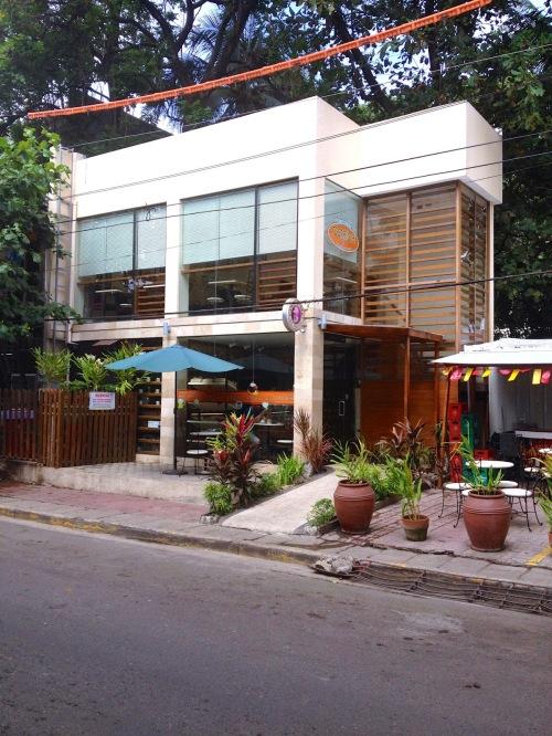 Cambia Street Cafe Cebu