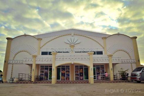 Facade Daylight - Cebu Dream Show