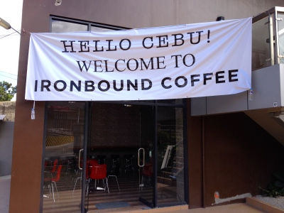 Ironbound Coffee Cebu
