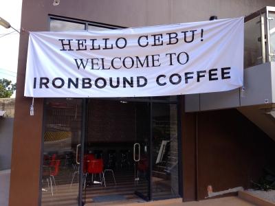 Ironbound Coffee Cebu