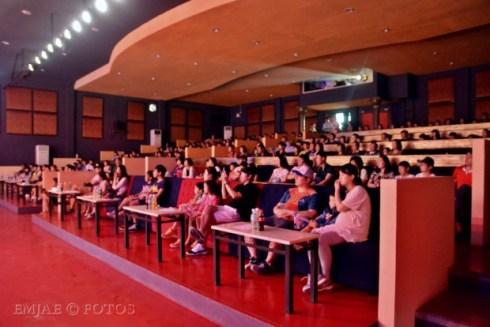 Sitting - Cebu Dream Show