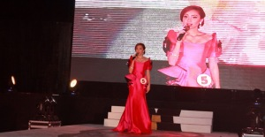 Miss Mandaue 2015 Candidate No.5 Elizabeth Sheer