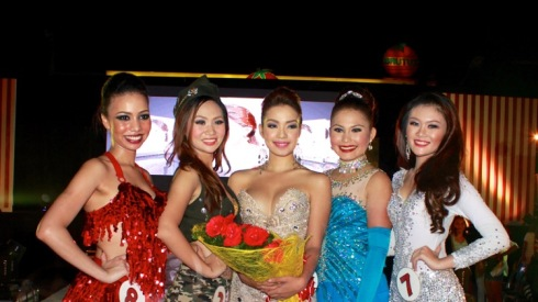 Ms Mandaue 2015 Best in Talent