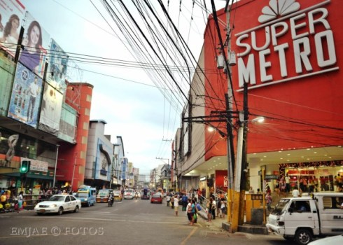 Super Metro Before Colon Night Market Cebu Transformation