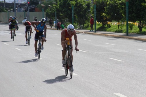 Tim Reed wins 2015 Cobra Ironman 70.3 Philippines title