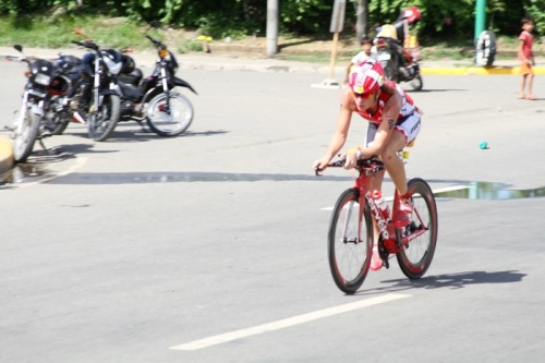 Caroline Steffen, 4-time Champion, Cobra Ironman Philippines