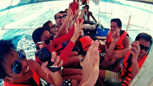 Boat Party El Nido Barkada Goals