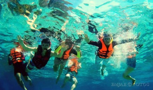 Snorkeling Water El Nido Barkada Goals